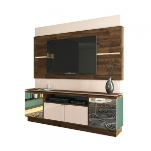 "Home Theater para TV até 60"" Flexo"