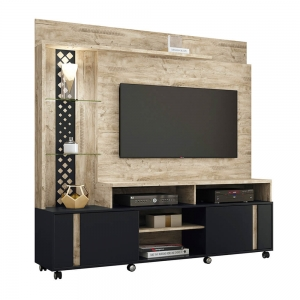 "Home Theater para TV até 55"" Vitral"
