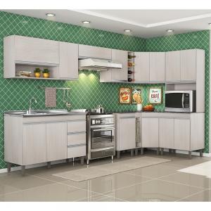 Cozinha com 10 módulos Karen