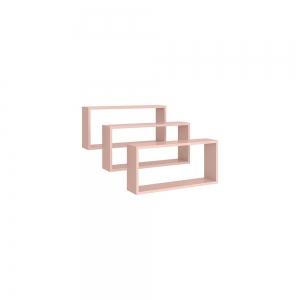 Nicho Retângulo com 3 peças