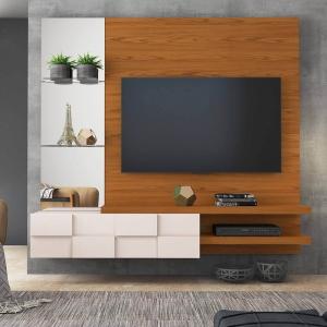 """Painel Home Suspenso para TV até 50"""" Turim"""