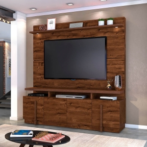 "Home Theater para TV até 65"" Bari"